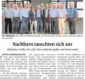 Spelle Dreierwalde in MV