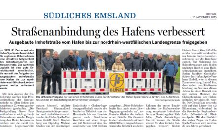 CDU Haarstrasseneroeffnung Nov2015
