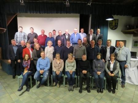 Kirchenvorstand und CDU