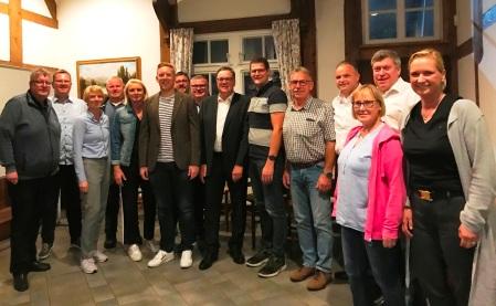 Gruppenbild Vorstand bei Verabschiedung B_Hummeldorf_d
