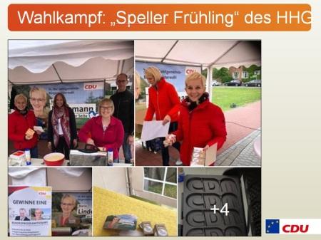 Wahlkampf _Speller Fruehling_des HHG